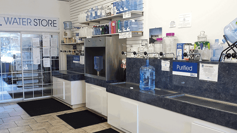 Welcome To O B Water Store Inc The Finest Purified